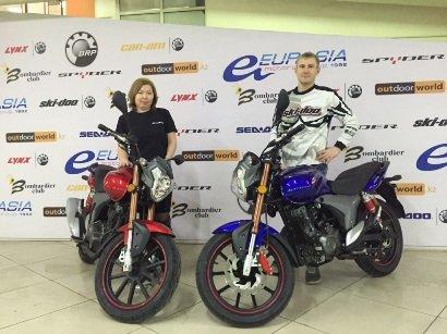 Со скольки кубов нужны права на мотоцикл в казахстане