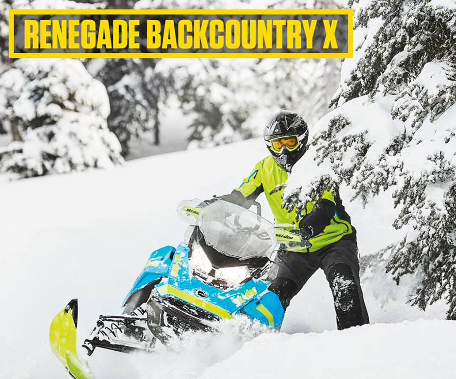Renegade Backcountry X