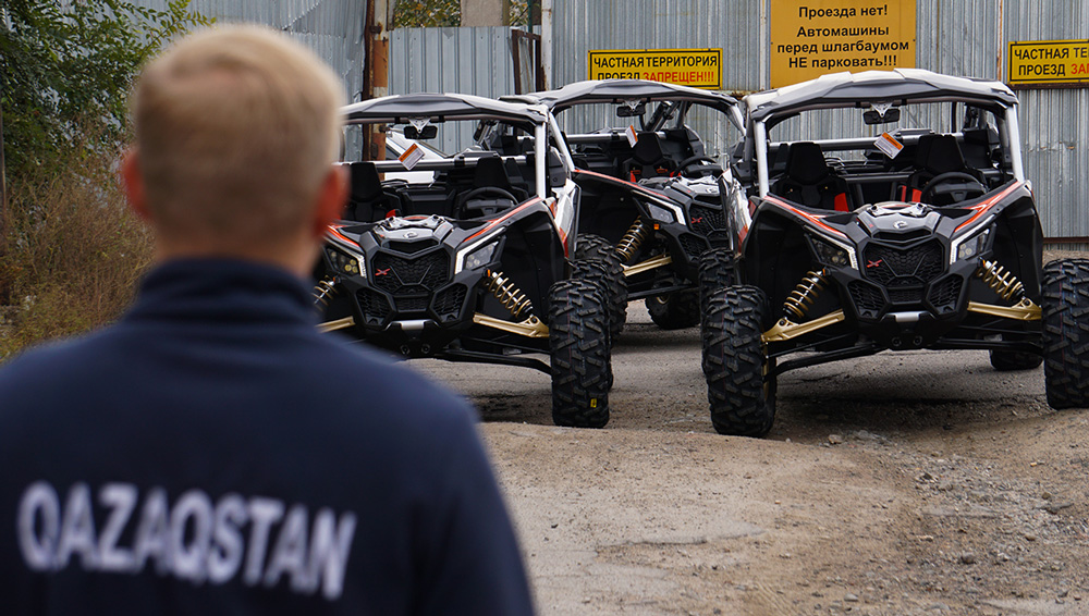 Maverick X3 X rs 2019